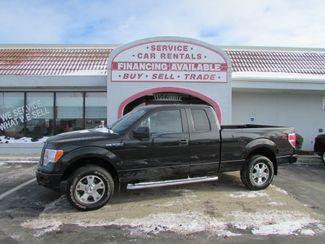 2010 Ford F150 SUPER CAB STX 4WD in Fremont OH, 43420