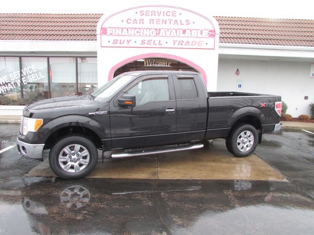 2010 Ford F150 SUPER CAB 4WD *SOLD