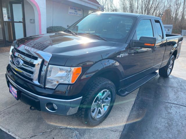 2010 Ford F150 SUPER CAB XLT 4WD