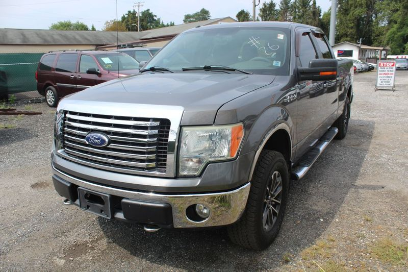 2010 Ford F150 SUPERCREW  city MD  South County Public Auto Auction  in Harwood, MD