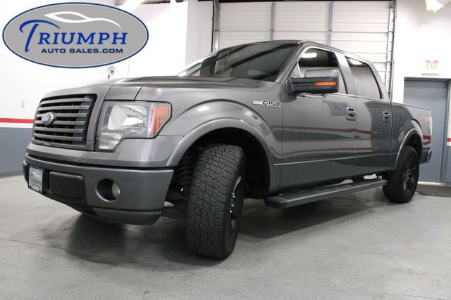 2010 Ford F150 FX2