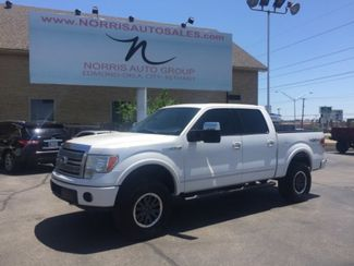 2010 Ford F-150 Platinum in Oklahoma City OK