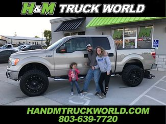 2010 Ford F150 XLT 4X4 in Rock Hill SC, 29730
