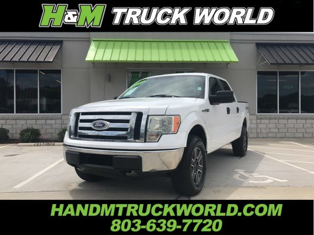 2010 Ford F150 XLT 4X4 *CREW-CAB* LOTS OF TRUCK HERE
