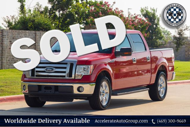2010 Ford F150 XLT in Rowlett