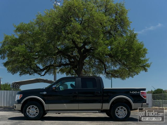 2010 Ford F150 Crew Cab King Ranch 5.4L V8 4X4