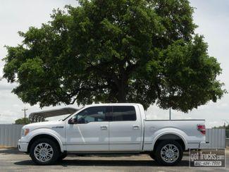 2010 Ford F150 Crew Cab Platinum 5.4L V8 in San Antonio Texas, 78217