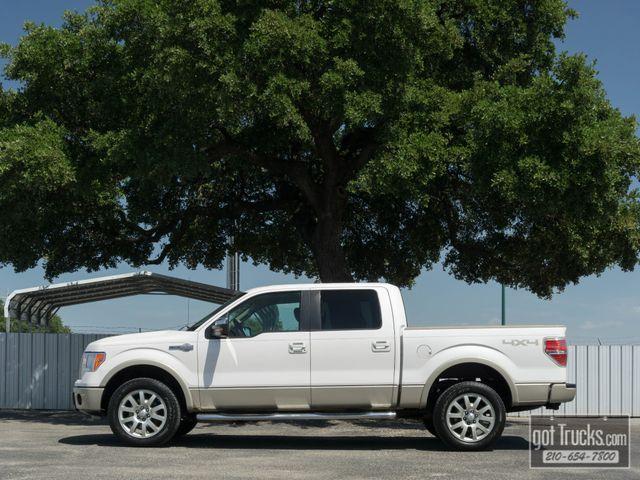 2010 Ford F150 Crew Cab King Ranch 5.4L V8 4X4