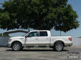 2010 Ford F150 Crew Cab Lariat 5.4L V8 in San Antonio Texas, 78217