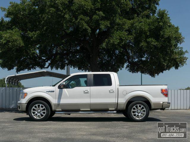 2010 Ford F150 Crew Cab Lariat 5.4L V8