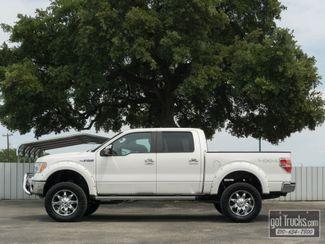 2010 Ford F150 Crew Cab Lariat 5.4L V8 4X4 in San Antonio Texas, 78217