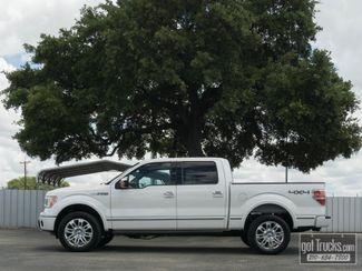 2010 Ford F150 Crew Cab Platinum 5.4L V8 4X4 in San Antonio Texas, 78217
