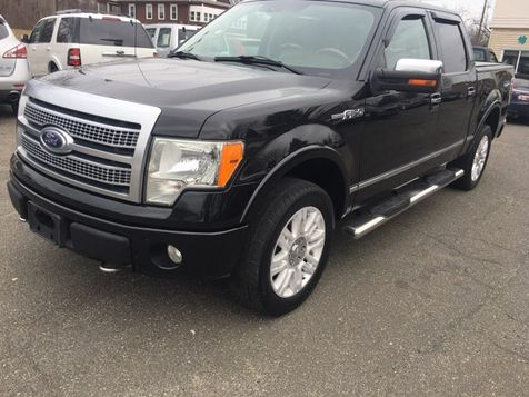 2010 Ford F150 Platinum in West Springfield, MA