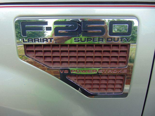 2010 Ford Super Duty F-250 SRW Lariat Leesburg, Virginia 53