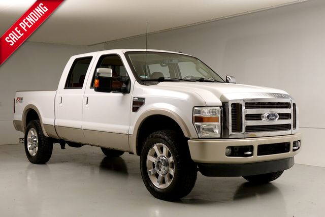 2010 Ford F250SD King Ranch 4WD Powestroke Low miles Texas Truck