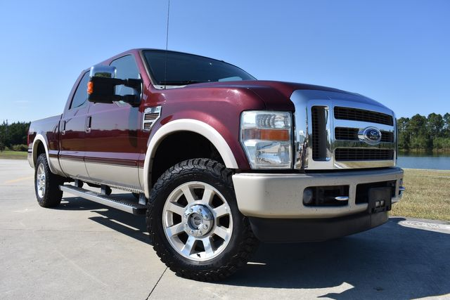 2010 Ford F250SD King Ranch