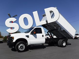 2010 Ford F350 11FT Aluminum Dump 4x4  in Lancaster, PA PA
