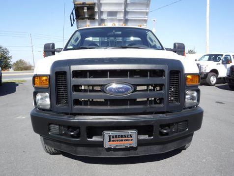 2010 Ford F350 11FT Aluminum Dump 4x4  in Ephrata, PA