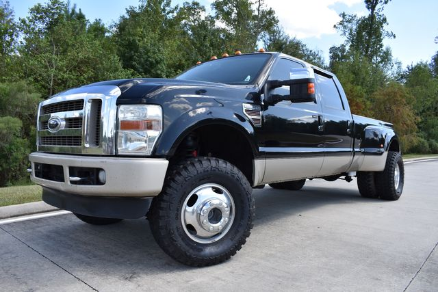 2010 Ford F350SD King Ranch