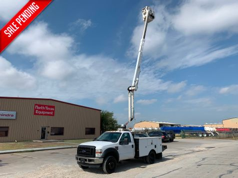 2010 Ford F550 BUCKET TRUCK   in Fort Worth, TX
