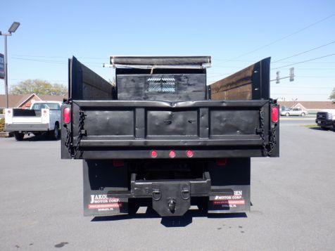 2010 Ford F650 11' Dump Truck Cummins Diesel Non CDL  in Ephrata, PA