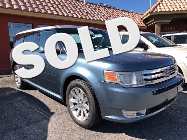 2010 Ford Flex SEL CAR PROS AUTO CENTER (702) 405-9905 Las Vegas, Nevada