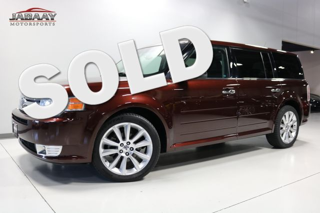 2010 Ford Flex Limited Merrillville, Indiana 0