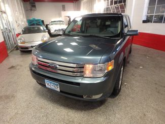 2010 Ford Flex Awd, 3rd Row, TOW PKG, HEATED LEATHER, LOADED AND CLEAN Saint Louis Park, MN 7