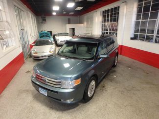 2010 Ford Flex Awd, 3rd Row, TOW PKG, HEATED LEATHER, LOADED AND CLEAN Saint Louis Park, MN 40