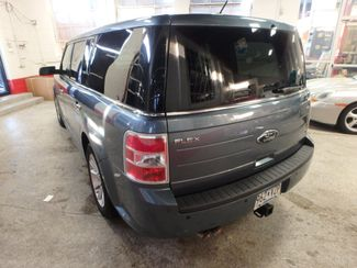 2010 Ford Flex Awd, 3rd Row, TOW PKG, HEATED LEATHER, LOADED AND CLEAN Saint Louis Park, MN 9