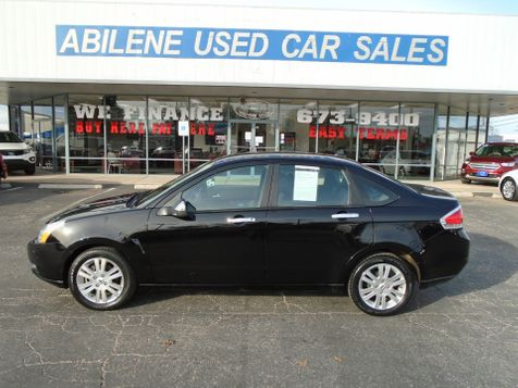 2010 Ford Focus SEL in Abilene, TX