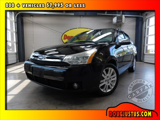 2010 Ford Focus SEL in Airport Motor Mile ( Metro Knoxville ), TN 37777