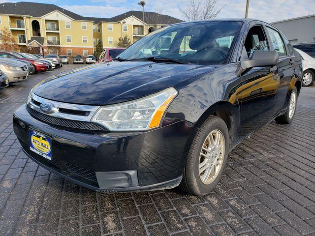 2010 Ford Focus SE   Champaign, Illinois   The Auto Mall of Champaign in Champaign Illinois