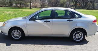 2010 Ford Focus SE Chico, CA 3