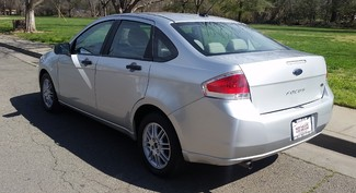 2010 Ford Focus SE Chico, CA 4