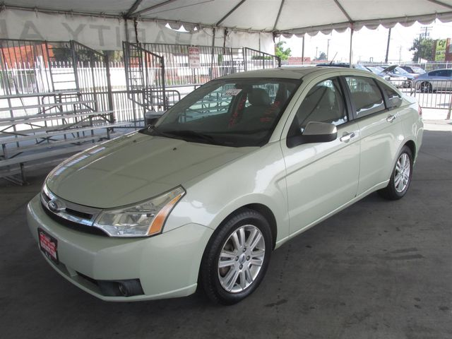 2010 Ford Focus SEL Gardena, California