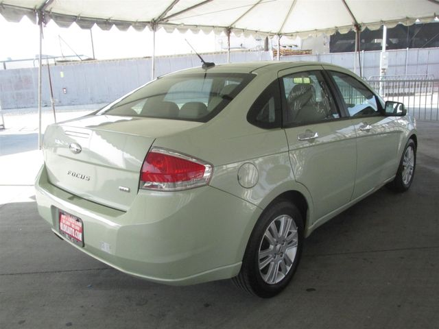2010 Ford Focus SEL Gardena, California 2
