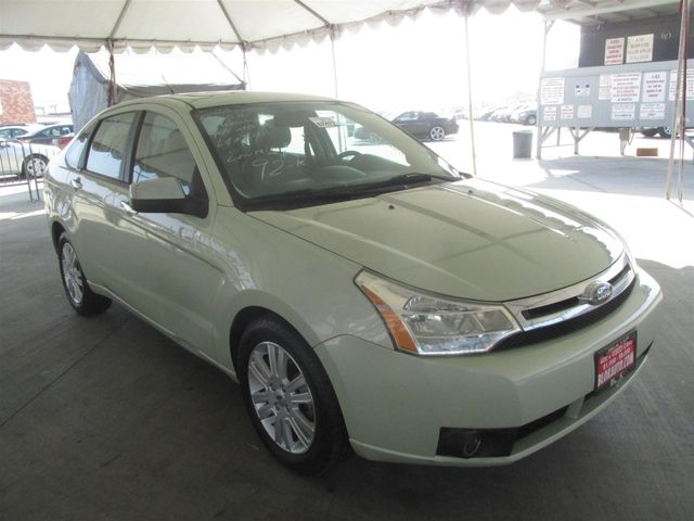 2010 Ford Focus SEL Gardena, California 3