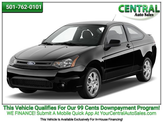 2010 Ford Focus S   Hot Springs, AR   Central Auto Sales in Hot Springs AR