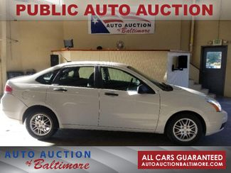 2010 Ford Focus SE | JOPPA, MD | Auto Auction of Baltimore  in Joppa MD