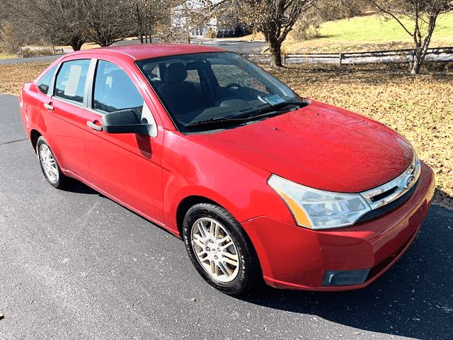 2010 Ford-34 Mpg!! Laser Red! $3995! $500 Dn Focus-MINT AUTO SE-BHPH