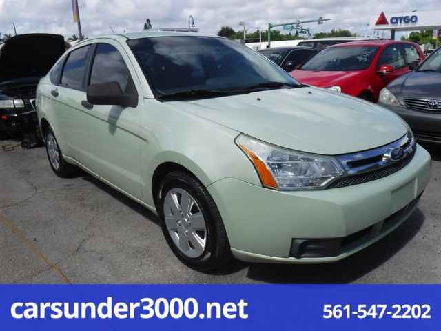 2010 Ford Focus S Lake Worth , Florida