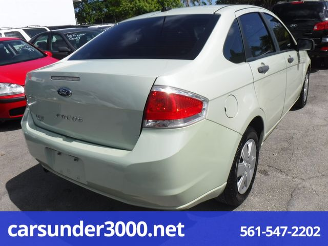 2010 Ford Focus S Lake Worth , Florida 3