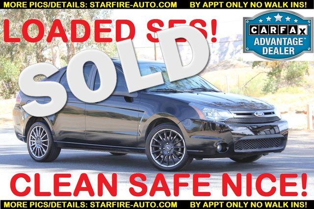 2010 Ford Focus SES Santa Clarita, CA 0