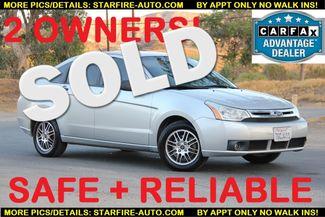 2010 Ford Focus SE Santa Clarita, CA