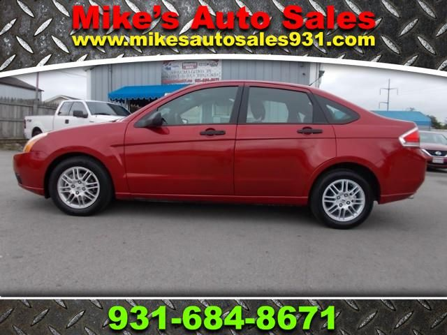 2010 Ford Focus SE Shelbyville, TN
