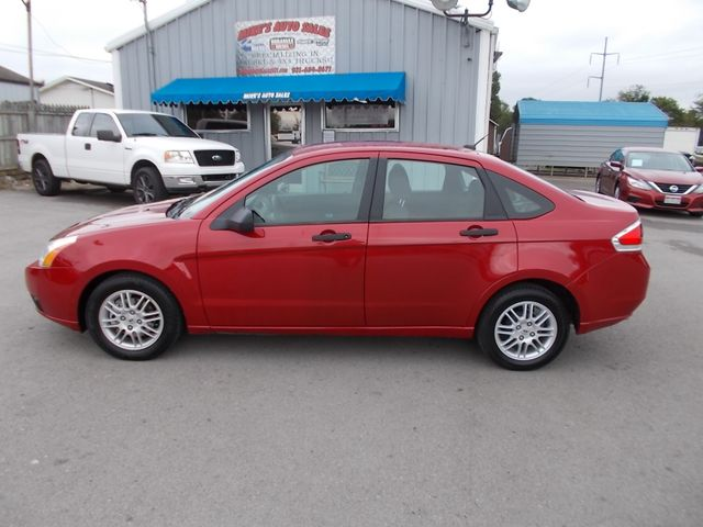 2010 Ford Focus SE Shelbyville, TN 2