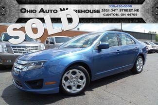 2010 Ford Fusion SE 62K LOW MILES Clean Carfax We Finance | Canton, Ohio | Ohio Auto Warehouse LLC in  Ohio