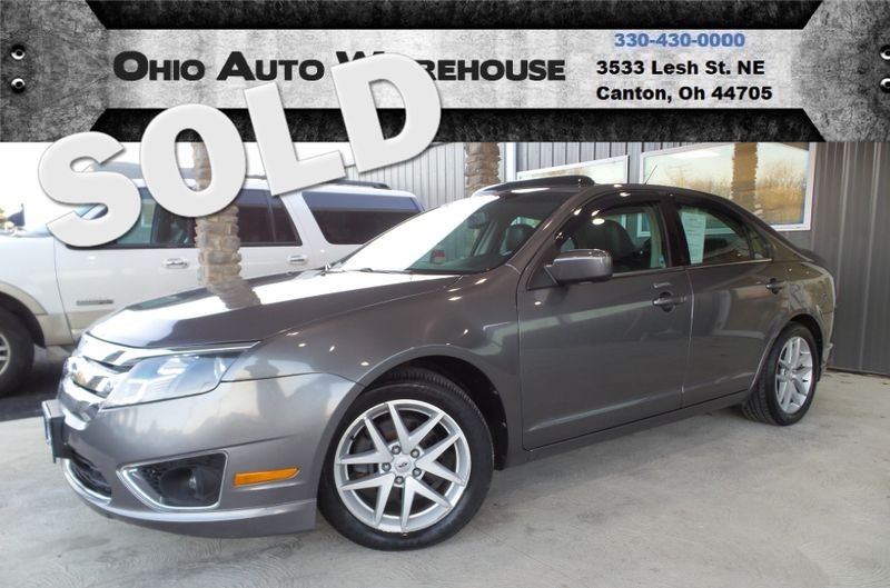 2010 Ford Fusion SEL ALL WHEEL DRIVE Roof 63K LOW MILES We Finance    Canton, Ohio   Ohio Auto Warehouse LLC in Canton Ohio