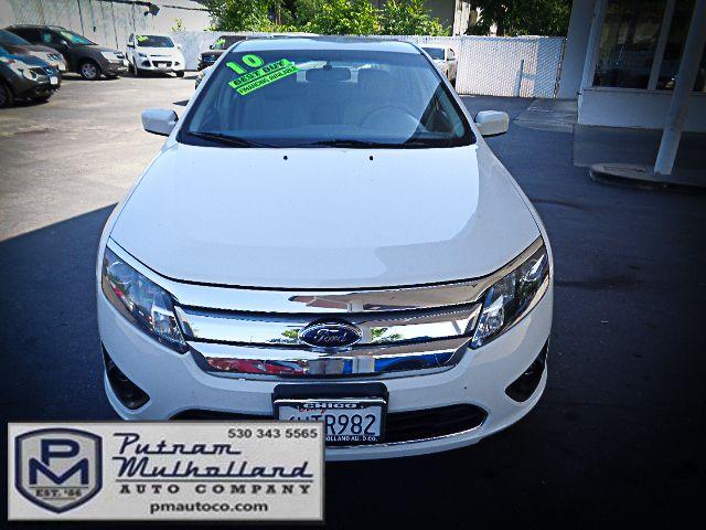 2010 Ford Fusion SE Chico, CA 1